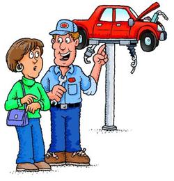 woman-talking-to-mechanic