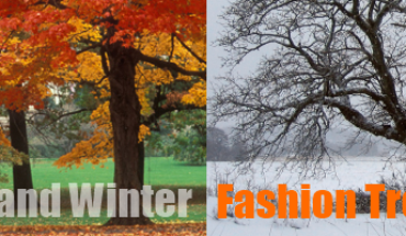 Fall and Winter Fashion Trends