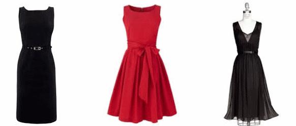 3 Pretty Dresses