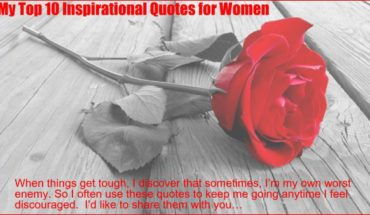 Inspirational Quotes for Women