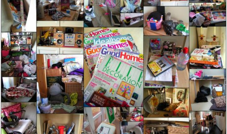 My Cluttered Home - Fiona Thornton - Flickr