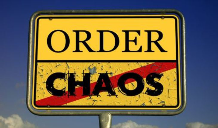 order-out-of-chaos