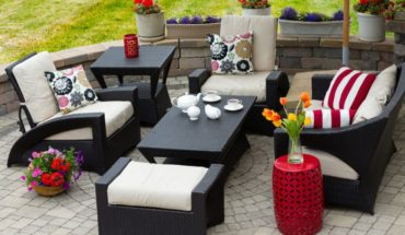Outdoor Patio - Savvy Woman