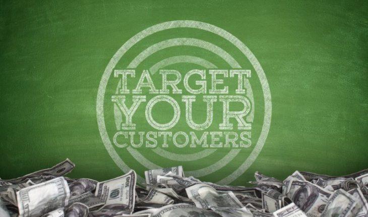 Target Your Customers on a Blackboard