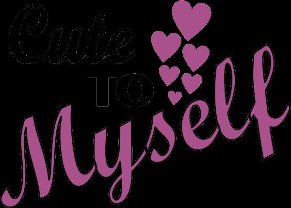 cute to myself building self confidence and self esteem