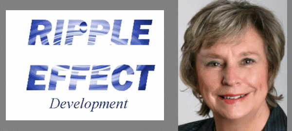 Linda McCarrin of Ripple Effect Development