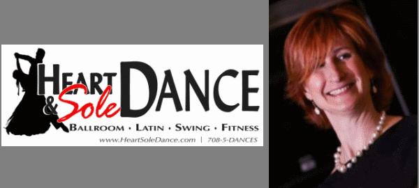 Maren Oslac of Heart & Sole Dance