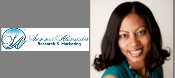 Summer Alexander - Market Research