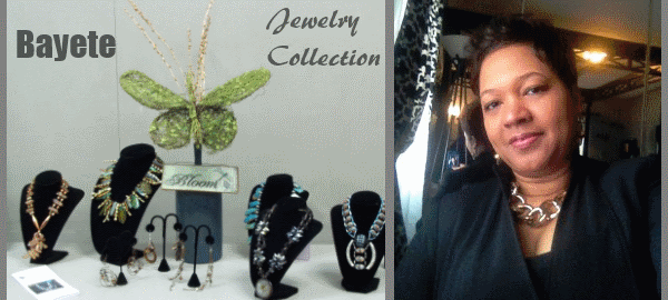 Tara McGee Bayete Jewelry Collection